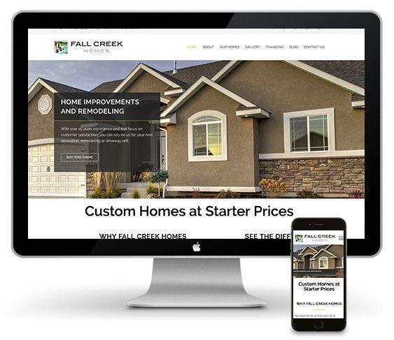 Idaho falls custom homes