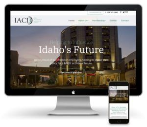 Idaho association of commerce