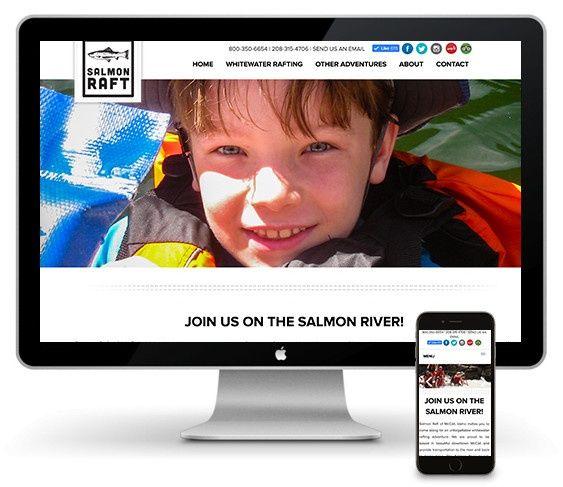mccall idaho web design
