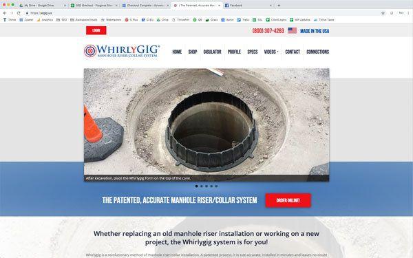 manhole risers