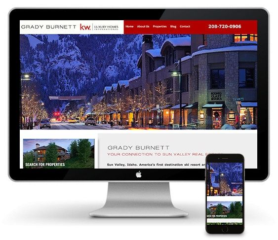 sun valley web design